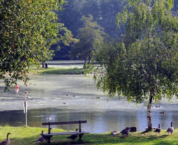 Lac de Foix